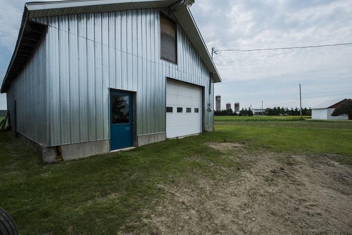 C'est dans l' établi de sa ferme que le jeune agriculteur, Rudy Ducreux, a mis fin à ses jours.