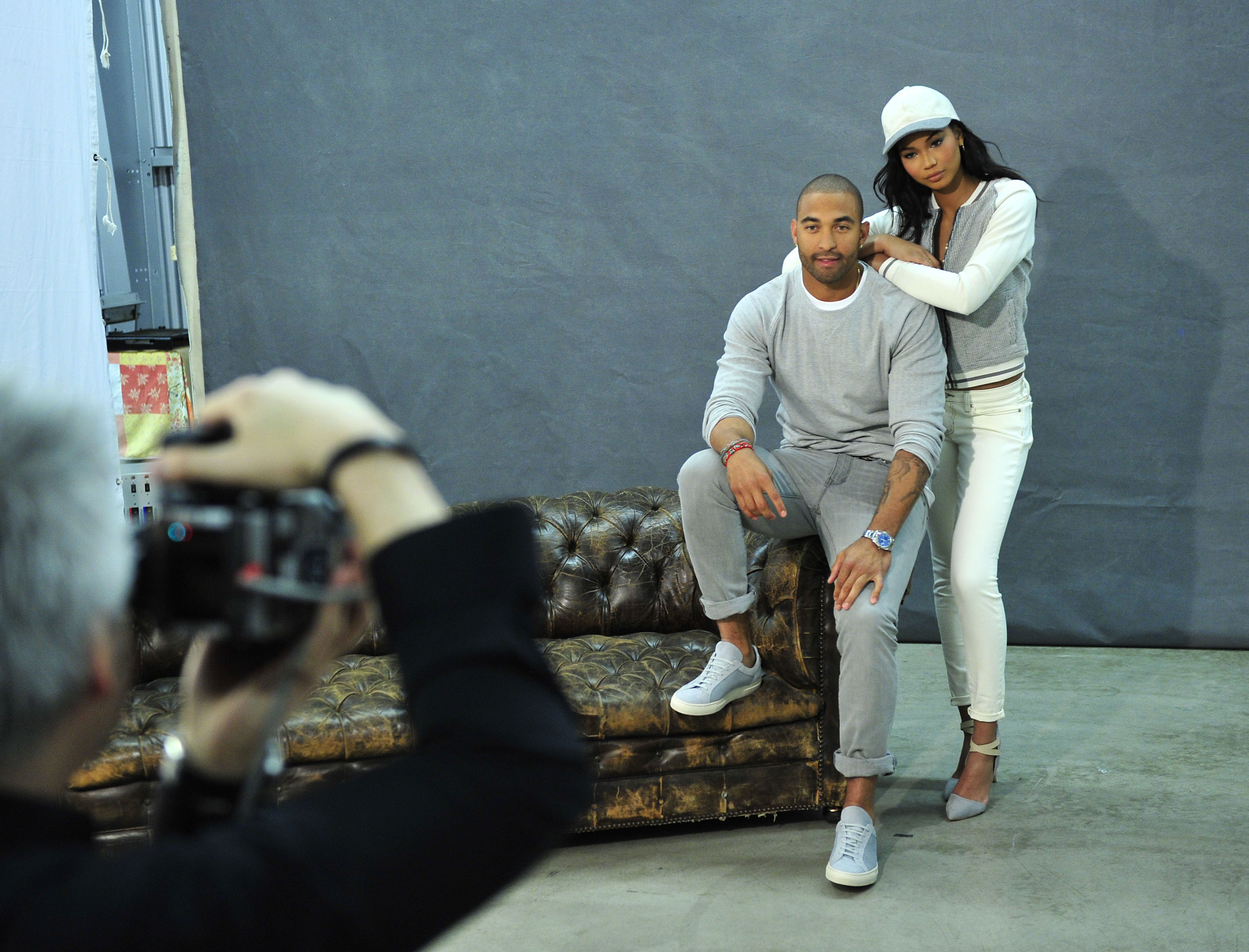 Gap Factory Store teams up with a bevy of A-listers for new fall campaign
