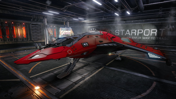 Elite: Dangerous' pre-order incentives include a new ride