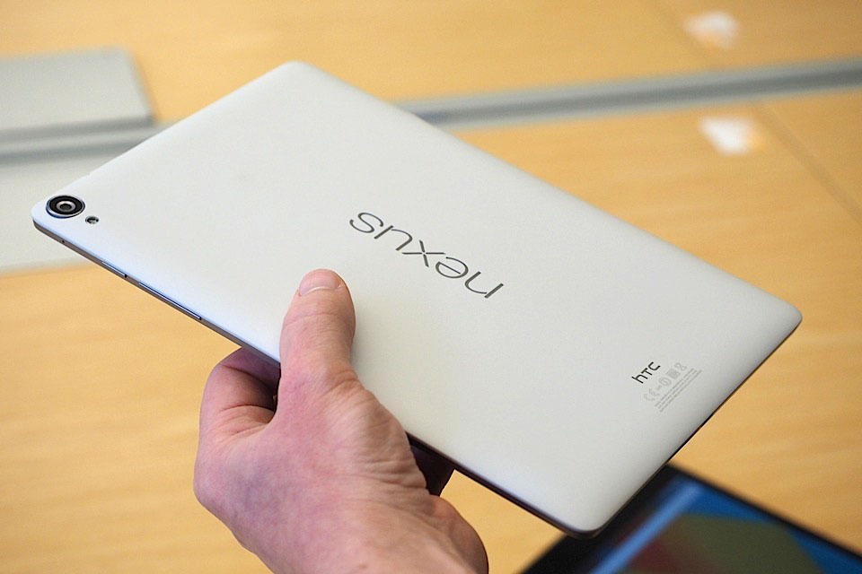 The Nexus 9 wasn't designed to be an iPad killer