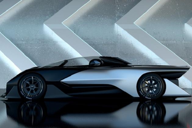 新興EVメーカーのファラデー・フューチャー社、フォーミュラEに参戦するドラゴン・レーシングとパートナーシップ契約を締結
