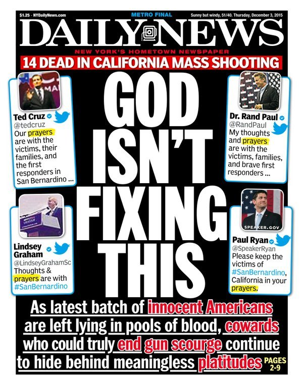 daily news cover twitter