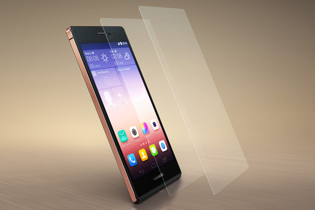 Everyone's making a sapphire phone, here's Huawei's