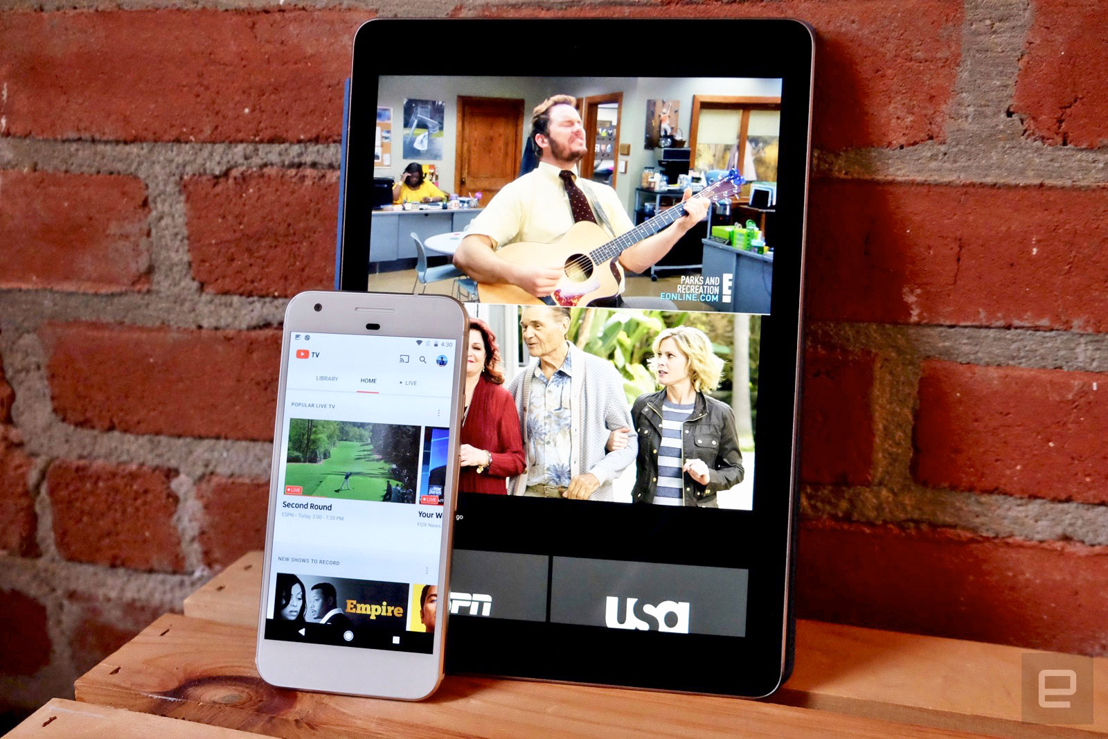 YouTube's live TV service is available in half of all US homes