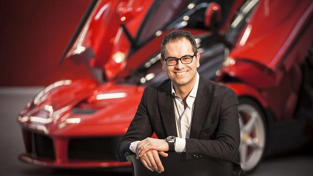 フェラーリのデザイン部門を率いるフラビオ・マンゾーニ氏が語る「官能的かつ機能的に」