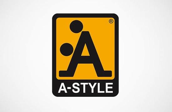 a-style logo, business logo fails