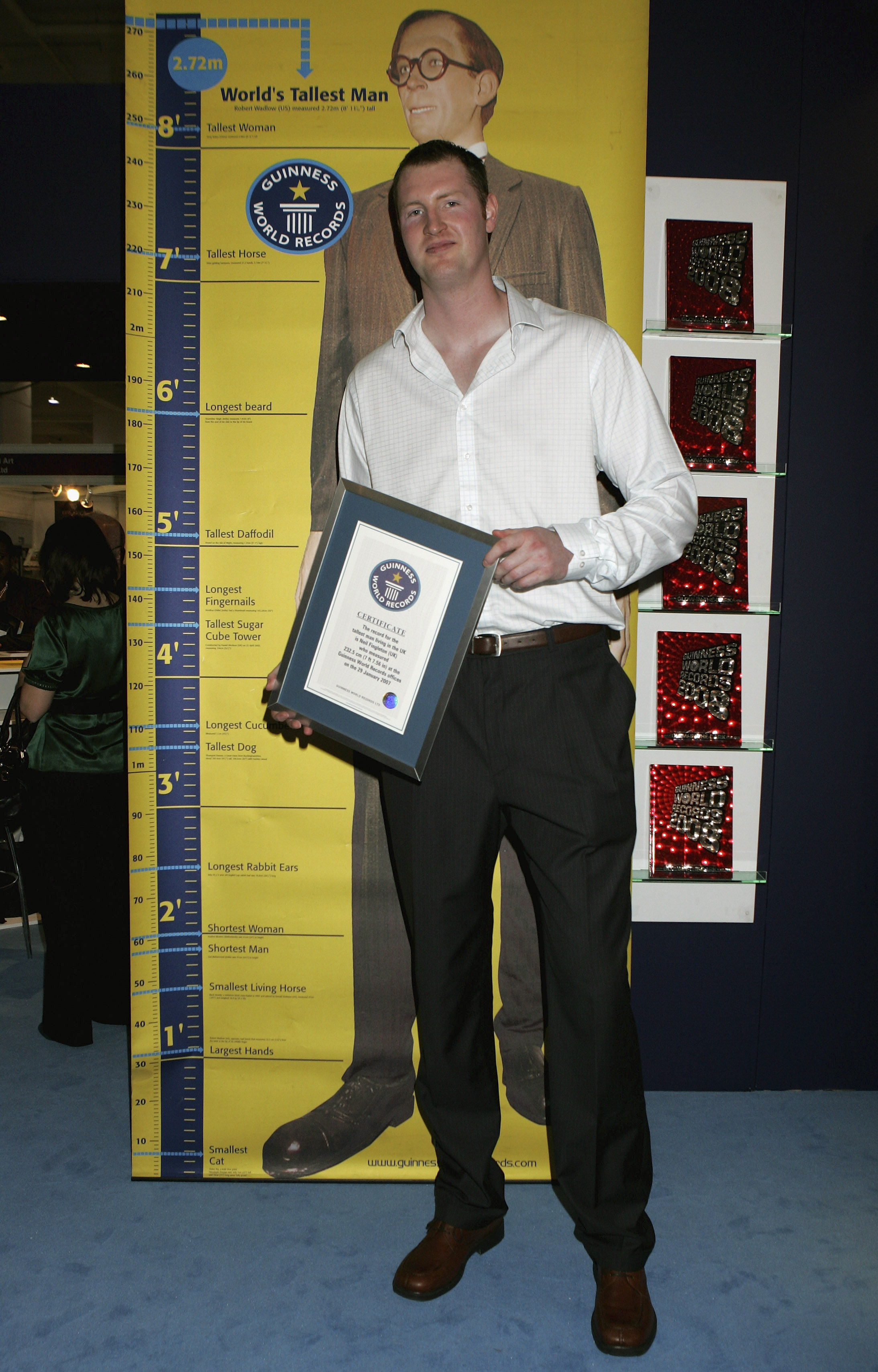 Guinness World Record -Paulo Coelho Photocall