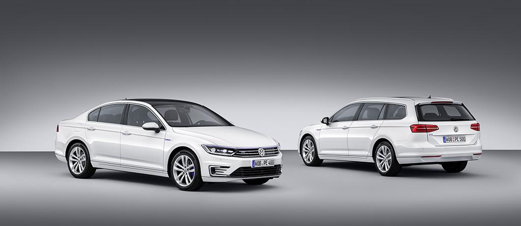 VW Passat, VW Passat GTE, Passat Plug-In Hybrid, VW Passat Plug-In-Hybrid, Passat Hybrid, VW Passat Hybrid, Paris, Auto salon, Pariiser Auto Salon, Premiere