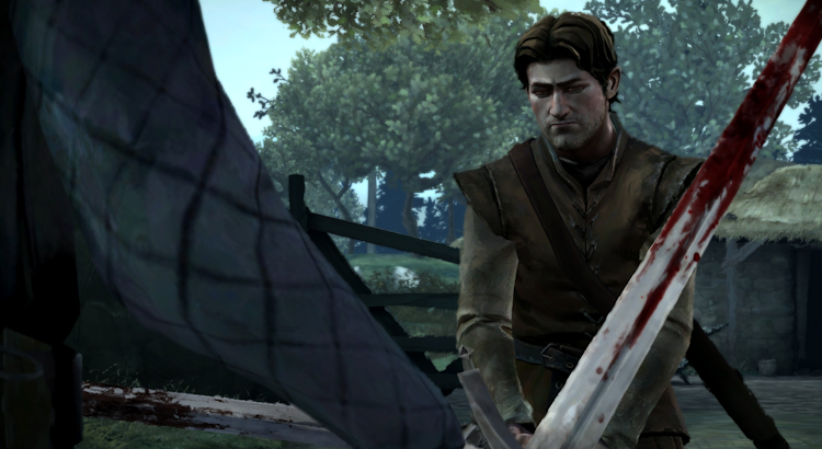 Telltale Games talks Game of Thrones: Iron From Ice