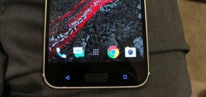HTC 10 vuelve a filtrarse descubriendo sus botones capacitivos