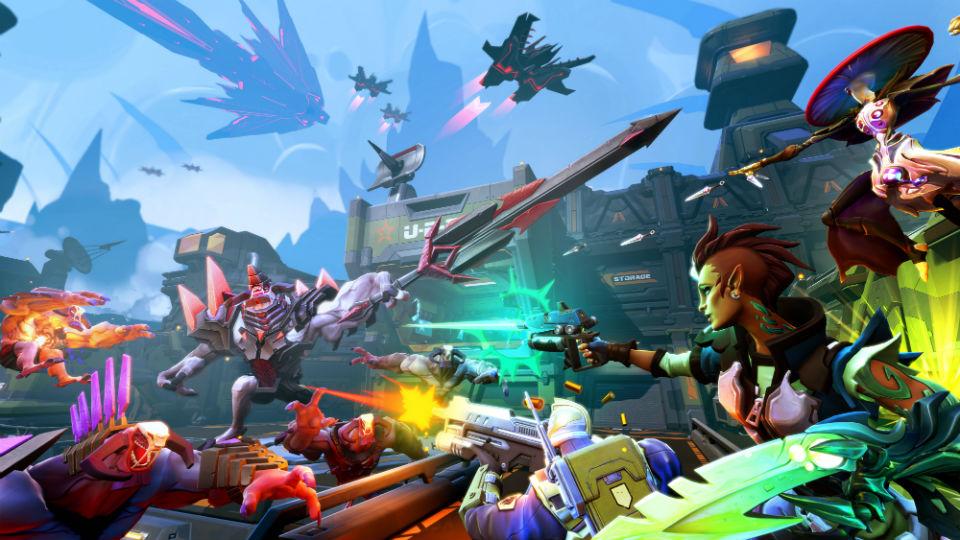 Battleborn - Cinco Melhores Personagens