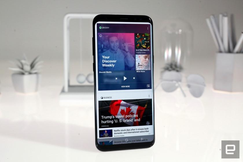 Auch Samsung verzichtet auf Fingerabdrucksensor im Display