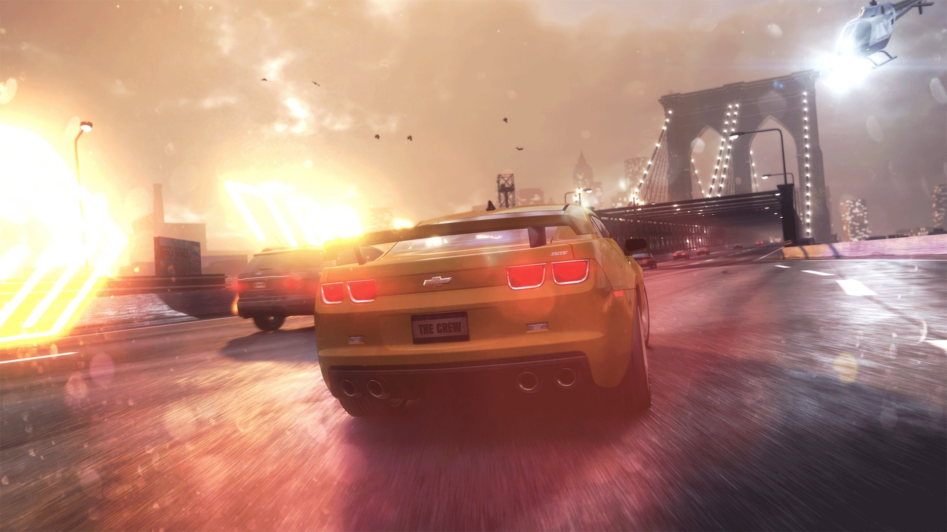 The Crew: a racing game like no other