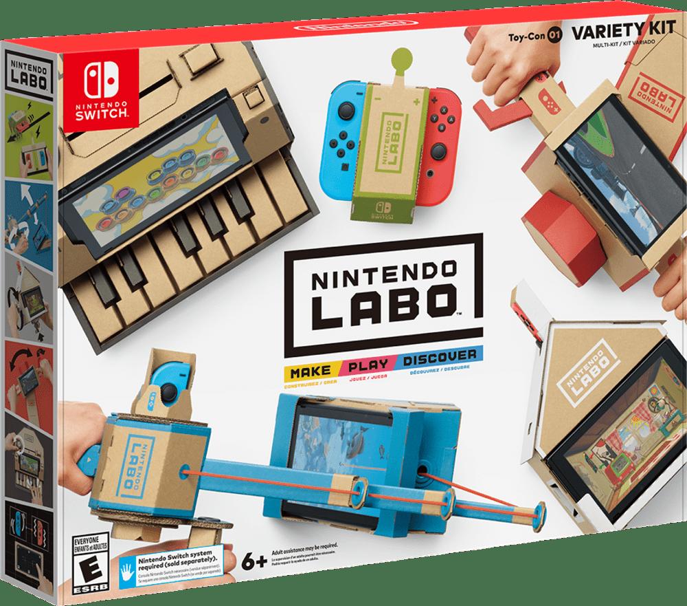 Labo Variety Kit image