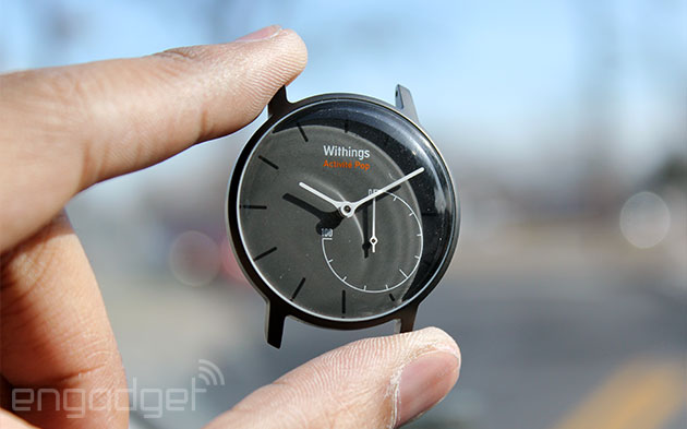Withings Activité activity trackers are beautiful, but limited
