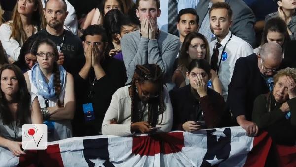 大統領選をトランプが勝ち取っていく中、アメリカ中が検索したキーワードはやっぱり・・・