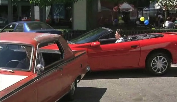 biggest asshole cars in movies, camaro 10 things i hate about you