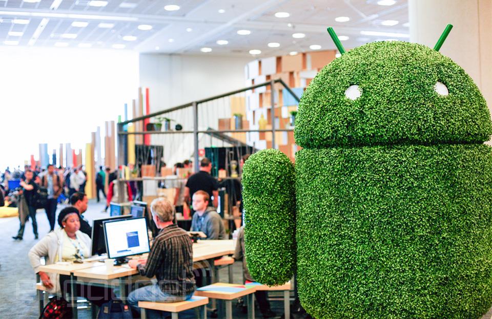 A farewell tour of Google I/O 2015