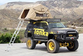 Tonka 4Runner Adventure Overlander