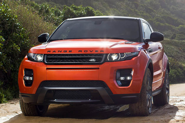 mazdaspeed forums land rover mulling evoque diesel for us. Black Bedroom Furniture Sets. Home Design Ideas