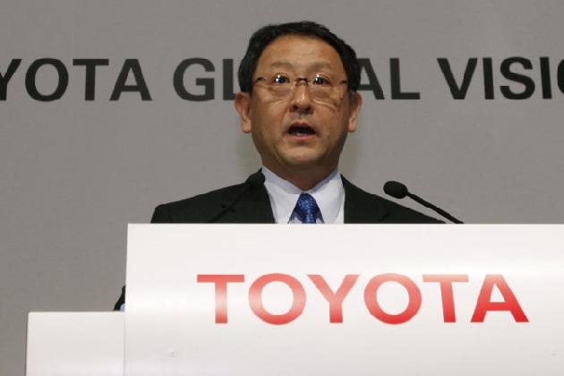トヨタ、2015年3月期決算で純利益が2兆円を突破