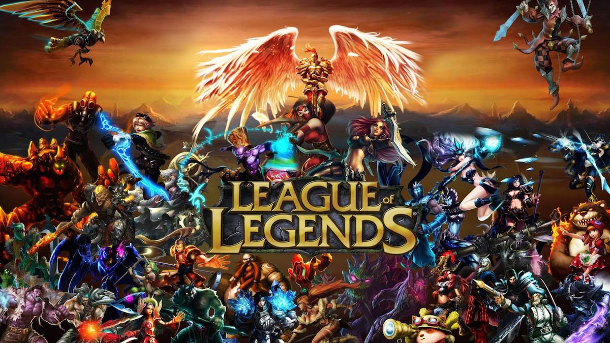 Live 'League of Legends' coverage is coming to BBC Three