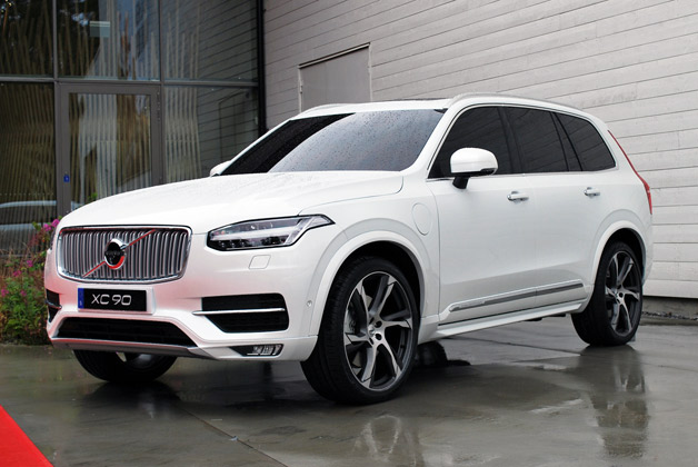 2015 Volvo Xc90 Current Models Drive Away 2day