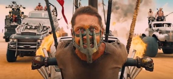 『マッドマックス』『ダークナイト ライジング』… トム・ハーディの軌跡を6分にまとめた動画が胸熱すぎる