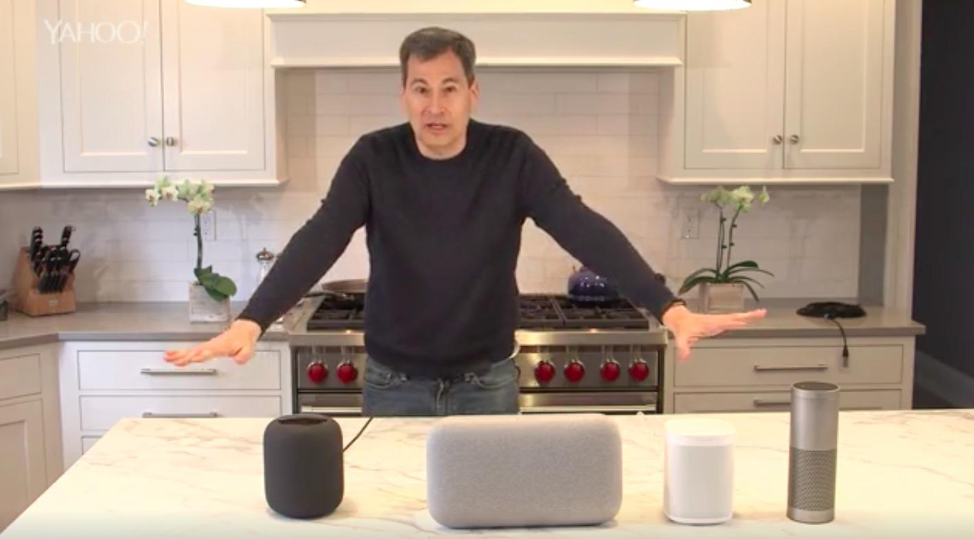 Im Blindtest schlagen Google Home Max und Sonos One den HomePod