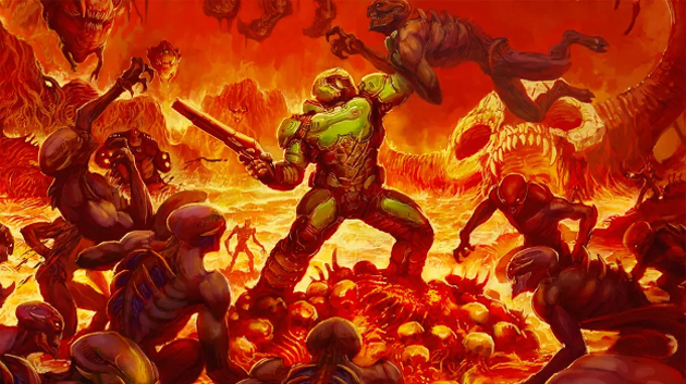 Hölle, Hölle, Hölle: Multiplayer-Trailer & -Beta zu DOOM
