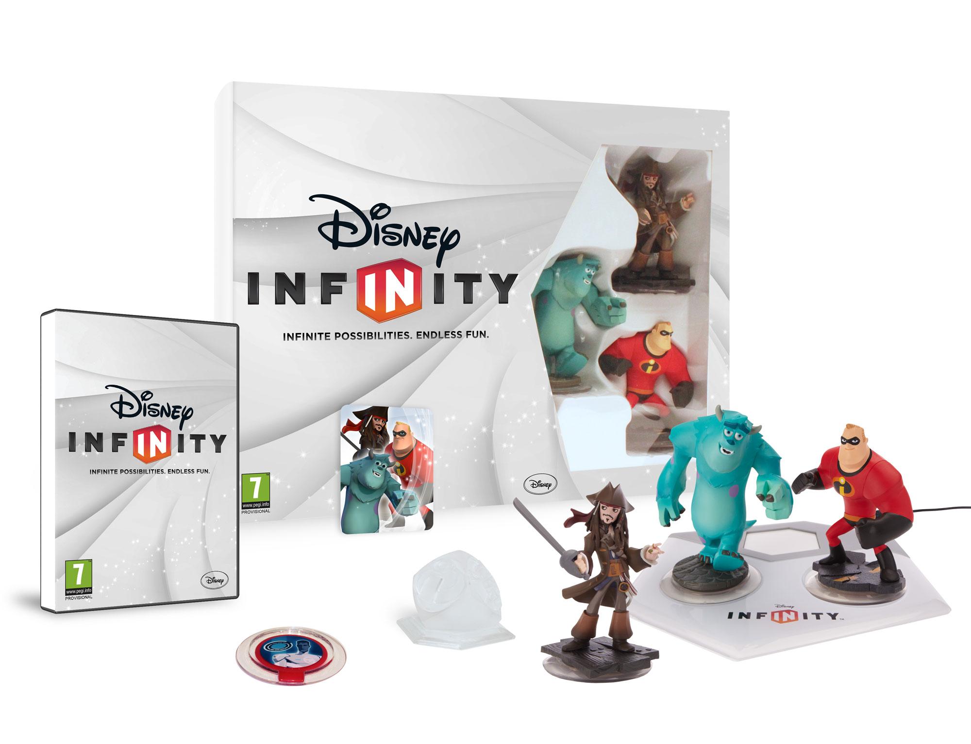 Unboxing Disney Infinity 2.0