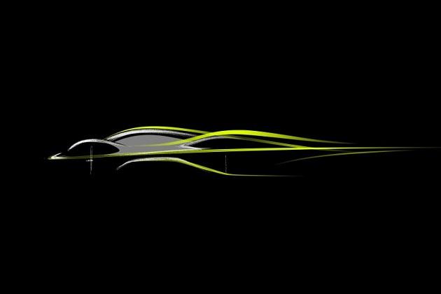 アストンマーティン、レッドブル・レーシングとパートナーシップ契約を結び、新型スーパーカーを共同開発