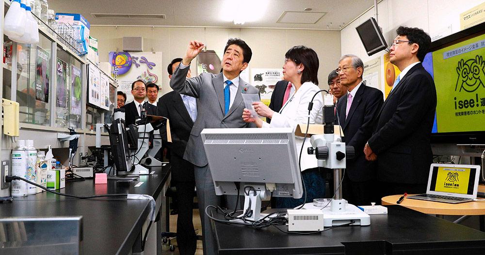 The Asahi Shimbun/The Asahi Shimbun/Getty