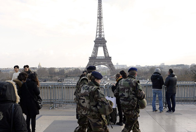 France can order internet providers to block terrorist websites