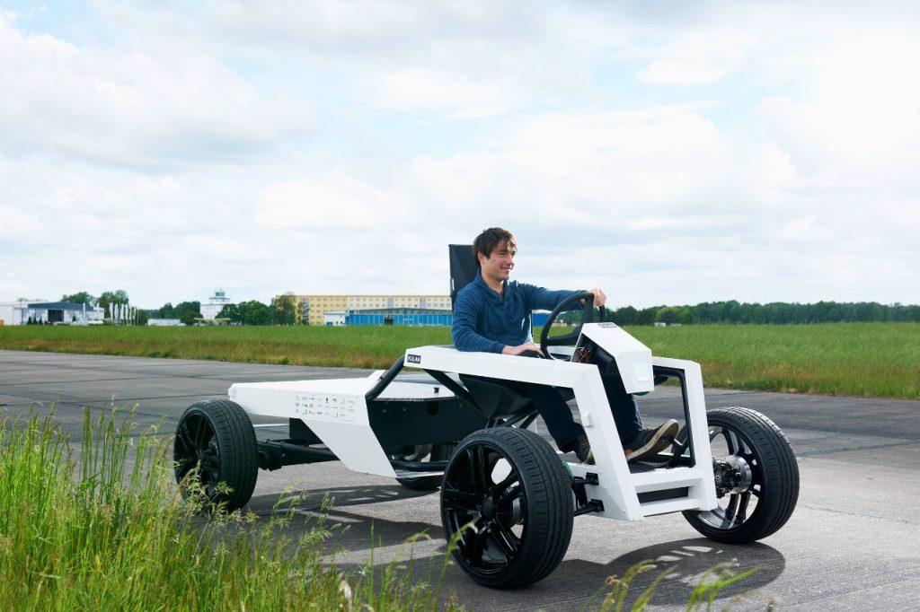 IAA Nutzfahrzeuge, Kulan, landwirtschaft, Elektro-Traktor, Nutzfahrzeug Traktor, trekker, E-Traktor, Elektro-Trekker