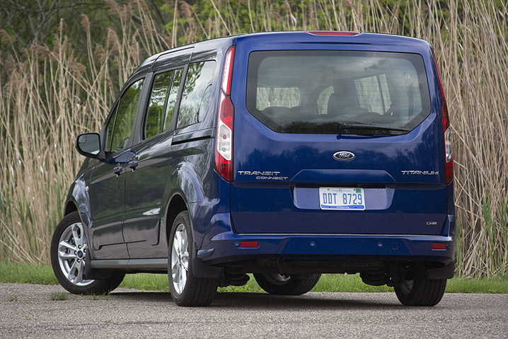 2015 Ford Transit Connect Wagon  Autoblog