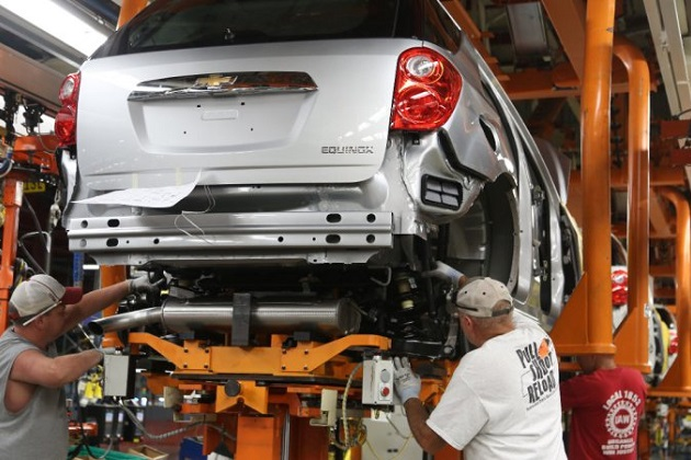 GMと全米自動車労働組合が、日産の工場で働く優秀な人材の引き抜きを画策