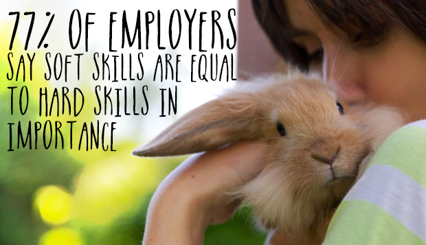 Employers Stress Soft Skills, New Study Says