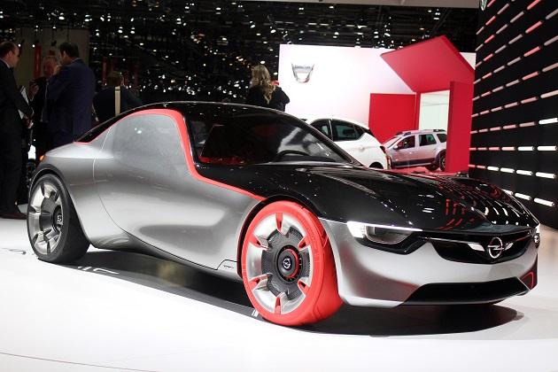 【ジュネーブ・モーターショー】絶対に市販化するべき! オペル「GTコンセプト」(ビデオ付)