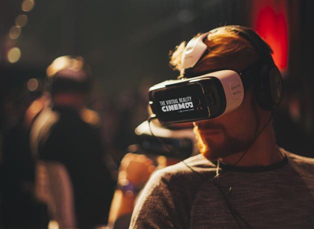 Das erste VR-Kino hat in Amsterdam geöffnet