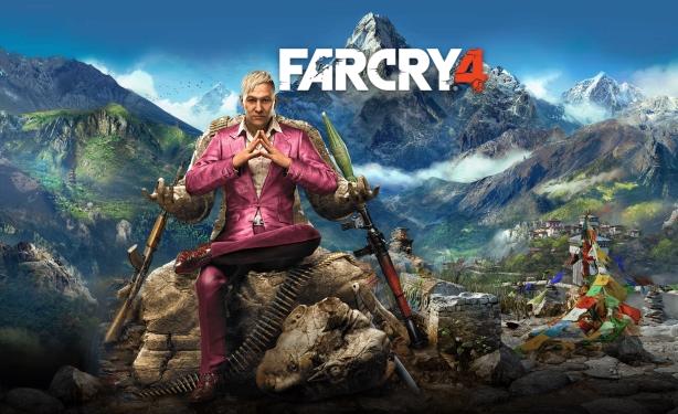 نسخه 4 بازی far cry