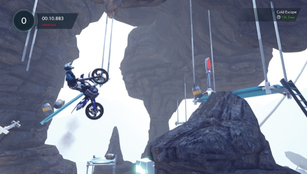 Trials Fusion moto-crosses one million mark in sales