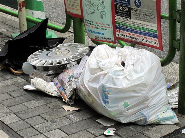 全国的に広がるゴミの中身調査に「プライバシーの侵害」を不安視する声
