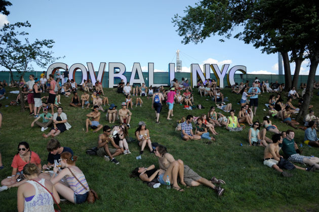 The most stylish acts at the 2014 Gov Ball