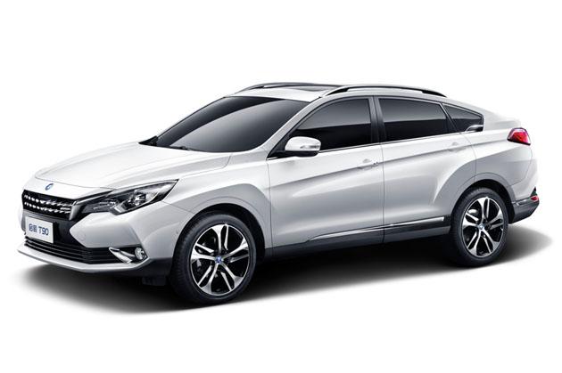 新型SUV「ヴェヌーシアT90」が、東風日産より登場!!