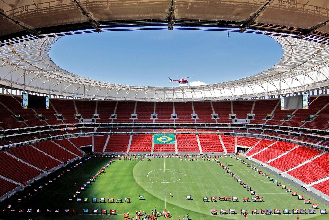 Entra en las instalaciones de las olimpiadas de Río con Google Maps