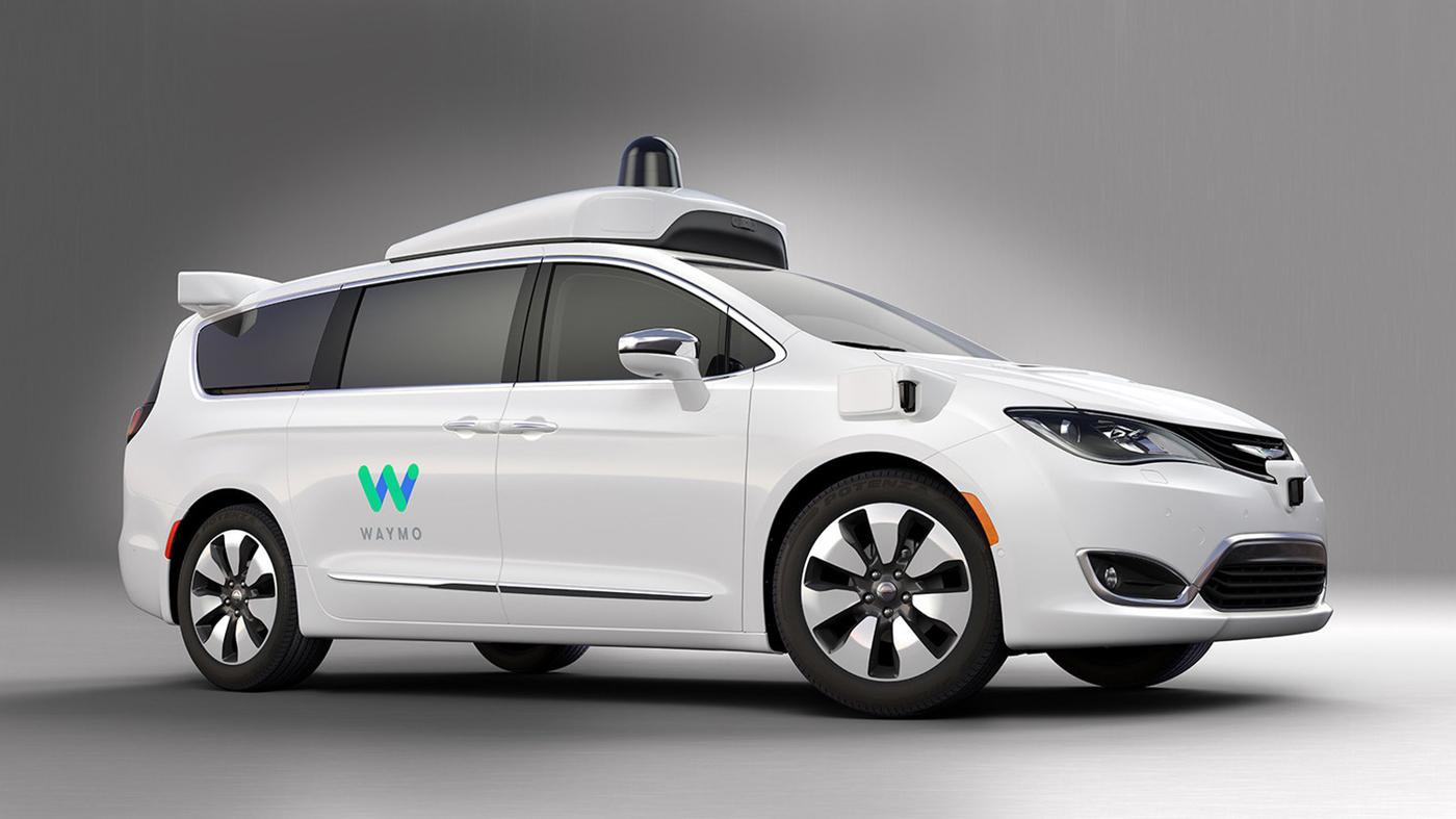 Google muestra el aspecto del nuevo vehículo Waymo