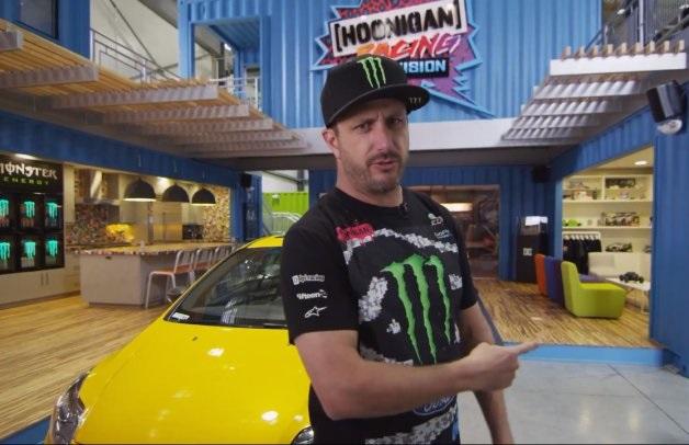 【ビデオ】ケン・ブロックが自身のチーム「Hoonigan Racing Division」の新しいオフィスを紹介!