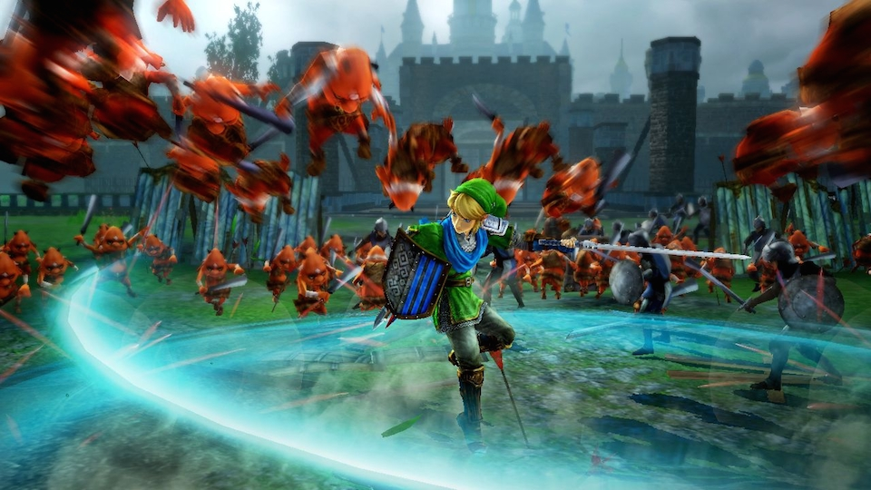 Playdate: We're livestreaming 'Hyrule Warriors' on Wii U! (Update: game over!)