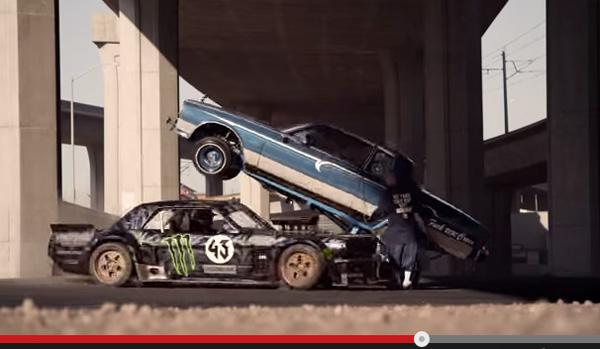 ケン・ブロックの超絶ドリフト暴走動画が2日で500万再生の爆発的ヒット